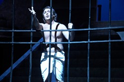 TOM COVINGTON - BROTHER LEFT BEHIND: Stuart Williams as Joseph