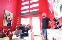 Brothers Jamie and Nik Fedele reveal their urban oasis