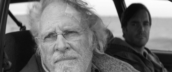Bruce Dern and Will Forte in Nebraska. (Photo: Paramount)