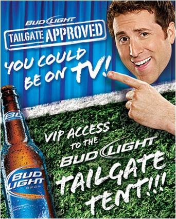Want to be on tv brittney cason after dark bud light commercial aloadofball Image collections