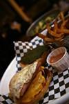 <p>BURGERLICIOUS: Big Daddy's Burger Bar</p>