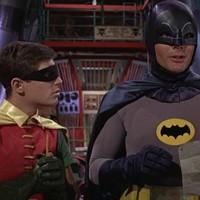 Burt Ward and Adam West (All photos: Warner Bros.)