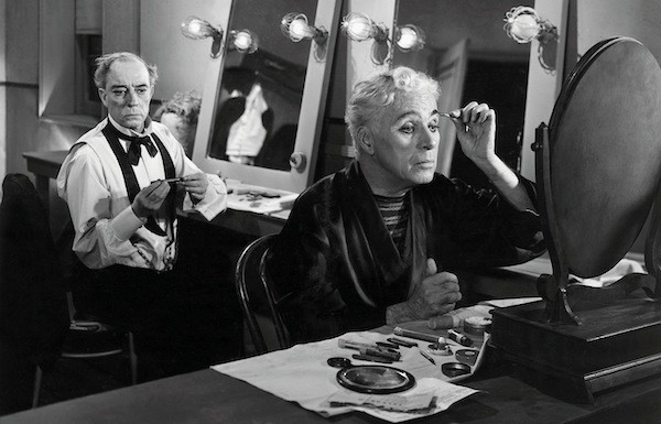 Buster Keaton and Charlie Chaplin in Limelight (Photo: Criterion Collection)