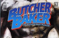 <i>Butch Baker, The Righteous Maker</i> among new comic reviews