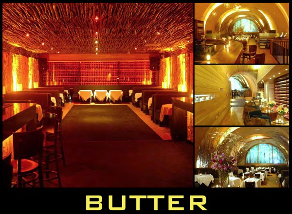 Butter restaurant, same as the one in NYC, will be coming to Charlotte.