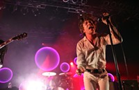 Live review: Cage the Elephant, The Fillmore (6/19/2014)