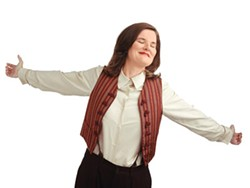 Can you see the Big Picture? Paula Poundstone can -- check out her world view Friday, May 12 at McGlohon Theatre in Spirit Square