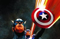 Captain America 600: Cap's back from the dead?