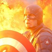 Captain America worth a cheer