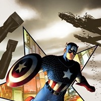Marvel Comics launches new <em>Captain America</em> series by Ed Brubaker and Steve McNiven