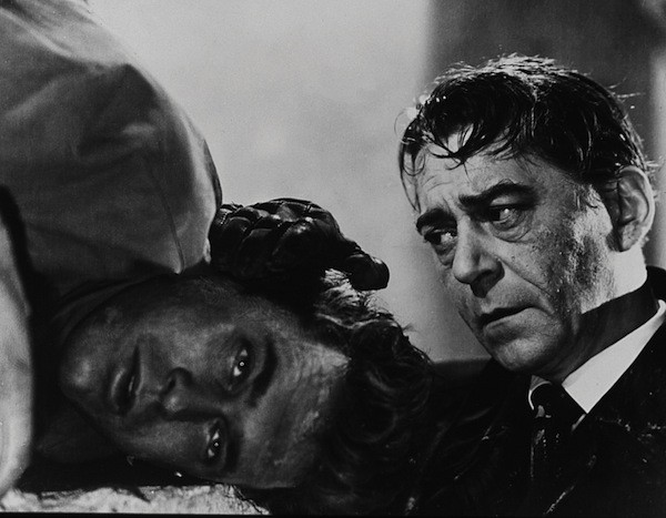 Carl Möhner and Jean Servais in Rififi (Photo: Criterion Collection)