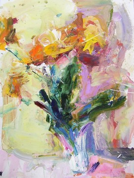 "Carl Plansky's ""Summer Flowers"""