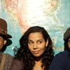 Carolina Chocolate Drops at the Neighborhood Theatre tonight (12/1/2012)