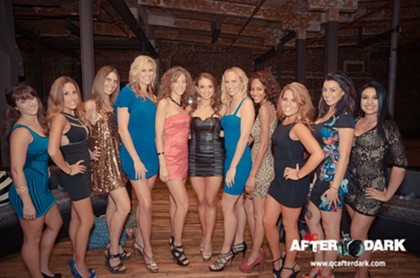 Carolina MMA Girls Auditions, 7/18/13