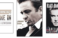 Cash and carry: New books about legendary musicians