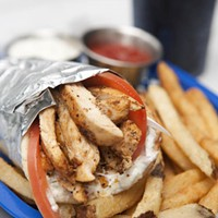 Casual Greco Fresh Grille serves up a few treats