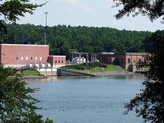 Catawba River Pump Station