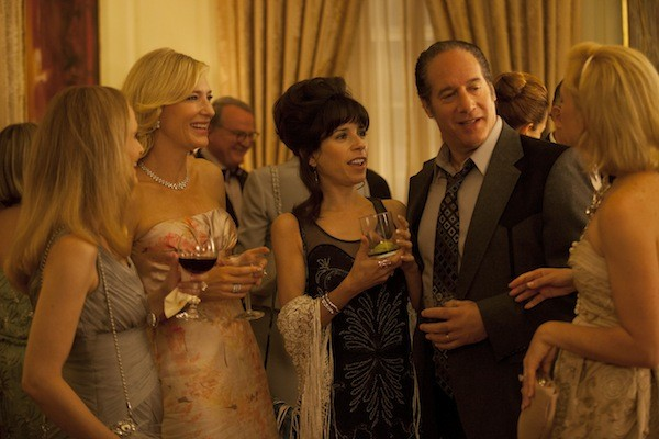 Cate Blanchett, Sally Hawkins and Andrew Dice Clay in Blue Jasmine (Photo: Sony Pictures Classics)