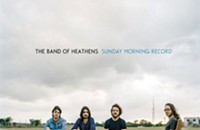 CD Review: Band of Heathens' <i>Sunday Morning Record</i>
