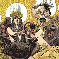 CD Review: Baroness' Yellow and Green