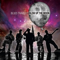 CD review: Blues Traveler's <i>Blow Up The Moon</i>