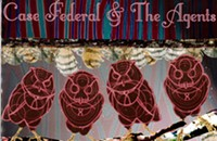 CD Review: Case Federal & The Agents' <i>Natural Born Night Owls</i>