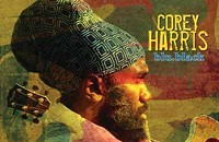 CD Review: Corey Harris' <i>Blu.black</i>