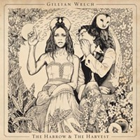 CD REVIEW: Gillian Welch's <i>The Harrow & The Harvest</i>