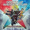 CD REVIEW: Grown Up Avenger Stuff's <i>Disagreements with Gravity</i>