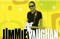 CD REVIEW: Jimmie Vaughan's <i>Plays Blues Ballads and Favorites</i>