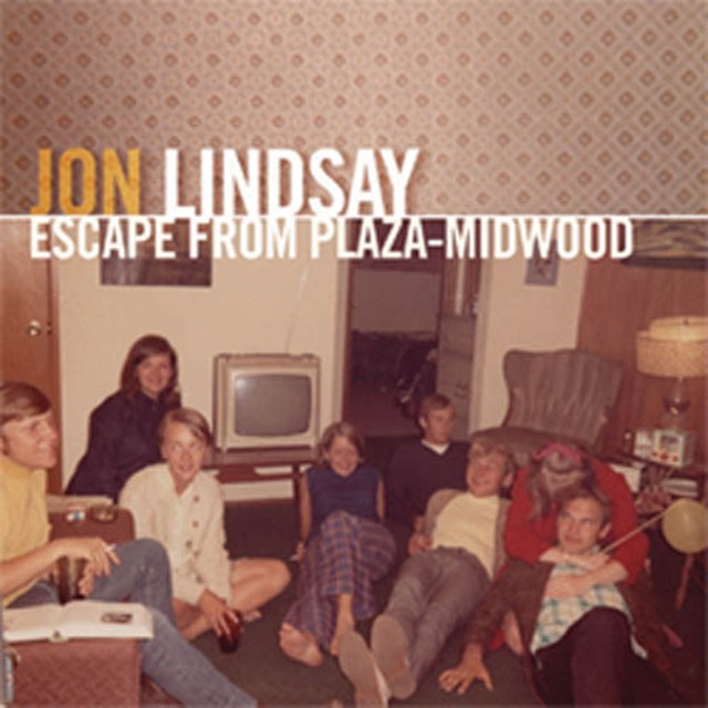 CD REVIEW: Jon Lindsay's Escape from Plaza-Midwood | Hit
