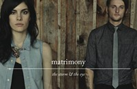CD REVIEW: Matrimony's <i>The Storm & The Eye</i>