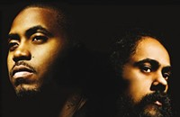 CD Review: Nas & Damian Marley's <i>Distant Relatives</i>