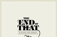 CD Review: Plants and Animals' <i>The End of That</i>