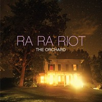 CD REVIEW: Ra Ra Riot's <i>The Orchard</i>>