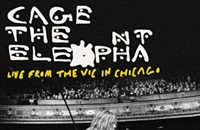 CD/DVD review: Cage the Elephant