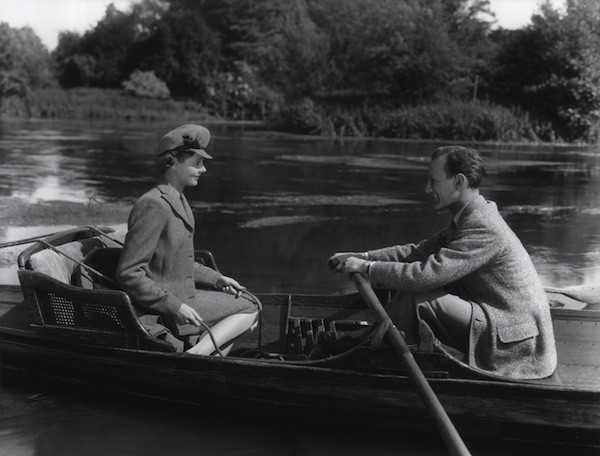 Celia Johnson and Trevor Howard in Brief Encounter (Courtesy of the Criterion Collection)