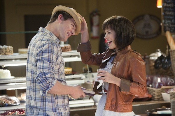 Channing Tatum and Rachel McAdams in The Vow (Photo courtesy Sony)