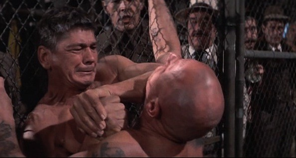 Charles Bronson and Robert Tessier in Hard Times (Photo: Twilight Time)