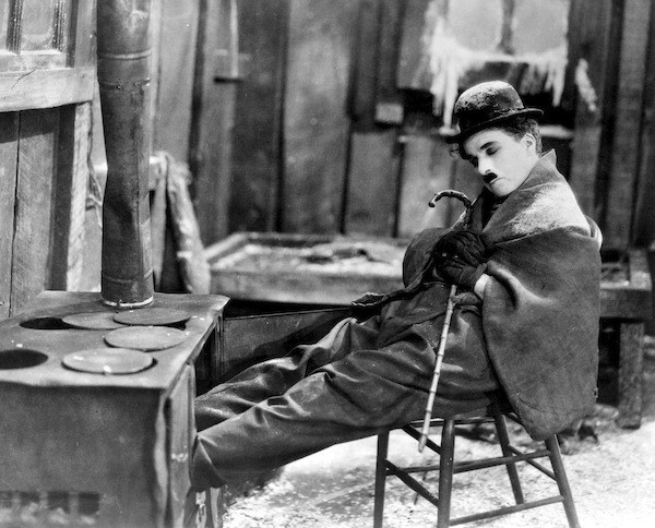 Charlie Chaplin in The Gold Rush (Photo: Courtesy of the Criterion Collection)