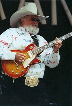 Charlie Daniels: Volunteer of America