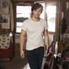Charlie Worsham goes under the big tent