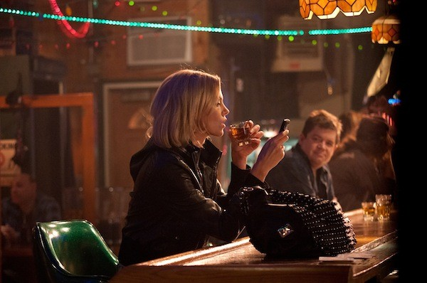 Charlize Theron and Patton Oswalt in Young Adult - PARAMOUNT