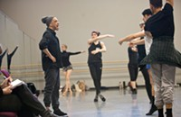Charlotte Ballet production merges dance with a live DJ