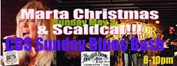 MARY LONDON SZPARA - Charlotte Blues Society May Blues Bash!
