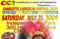 Charlotte Caribbean Festival on Saturday