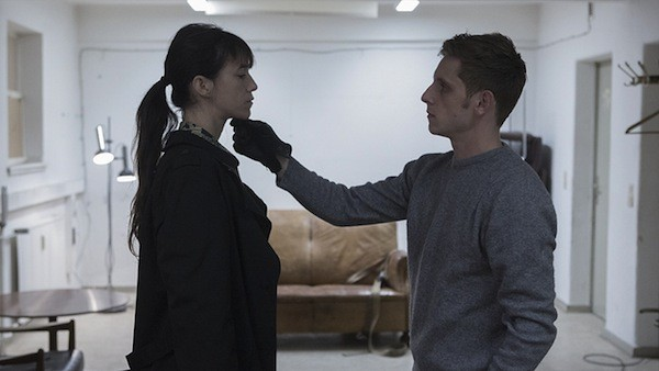 Charlotte Gainsbourg and Jamie Bell in Nymphomaniac: Volume II (Photo: Magnolia)