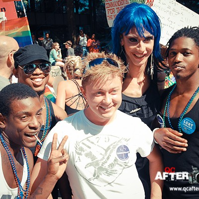 Charlotte Pride Festival 2012