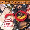 Charlotte's Halloween-obsessed!