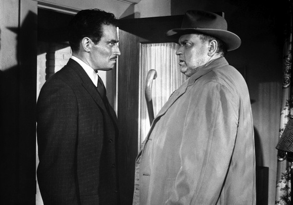 Charlton Heston and Orson Welles in Touch of Evil (Photo: Universal)